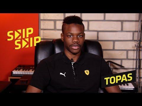 Youtube: Topas:«La musique et le foot se complètent parfaitement.» | Skip Skip