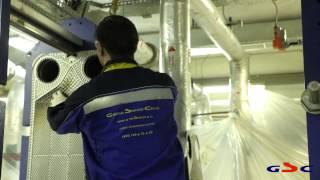 видео Ремонт фанкойла настенного, потолочного, напольного в Москве