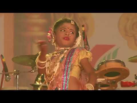 LAVANI  Sanga Na Kashi Diste MI  #  Naman Kids #  Choreograph By Amol Kapse