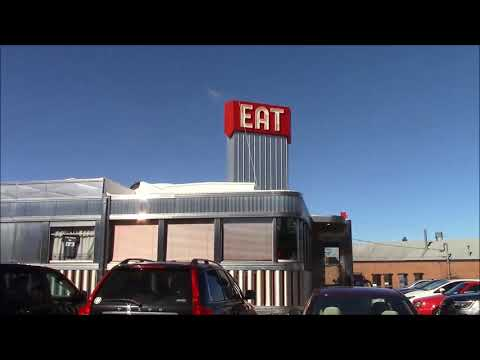 A Visit to Zip's Diner in Dayville, CT