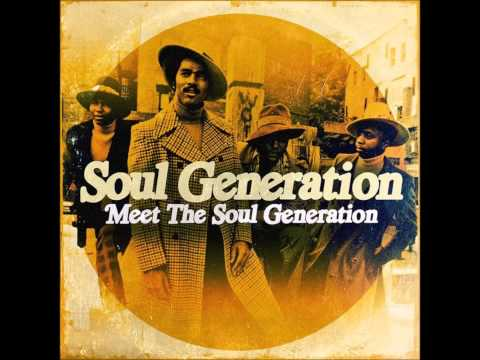 Soul Generation-Body And Soul