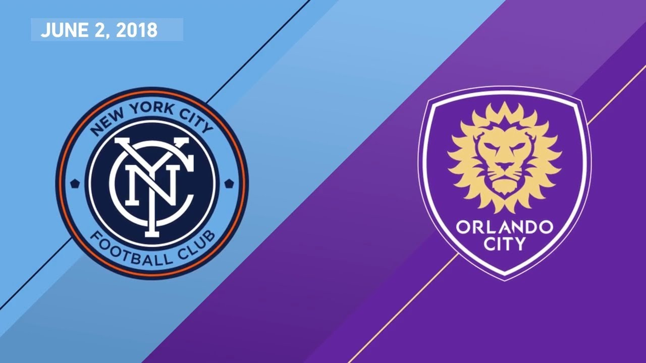 HIGHLIGHTS: New York City FC vs. Orlando City SC | June 2, 2018