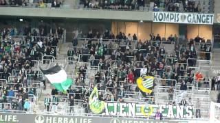 Hammarby - Östersunds FK 2-1(2013-11-02) Säsongsavslutning