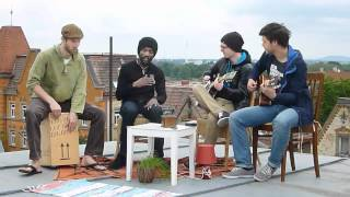 Rooftop-Sessions #4 - Kabaka Pyramid (Ready fi di Road unplugged)