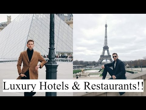 A Weekend Of Luxury In Paris | Michelin Restaurant, 5 Star Hotel, Versailles & More!!