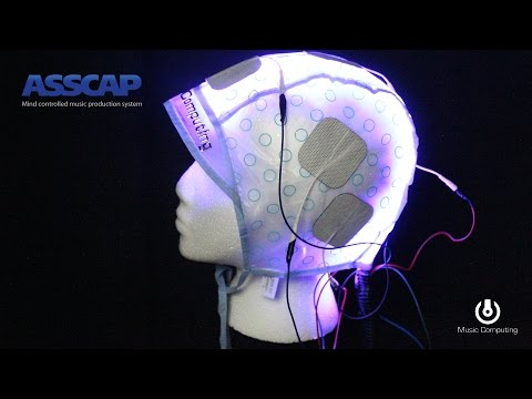 Music Computing ASSCAP - Mind controlled music production system