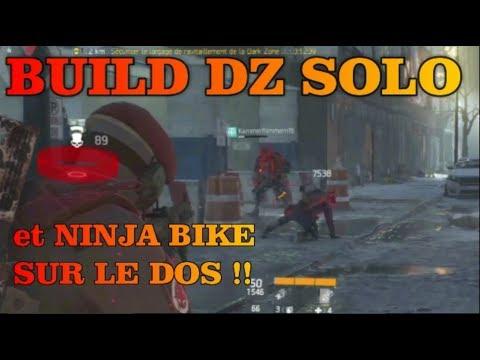 [ The DIVISION FR 1.7 ] Tuto Build Ninja bike pour solo en DZ