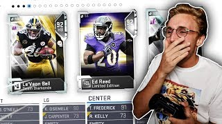 THE FASTEST DRAFT! MADDEN 19 MUT DRAFT