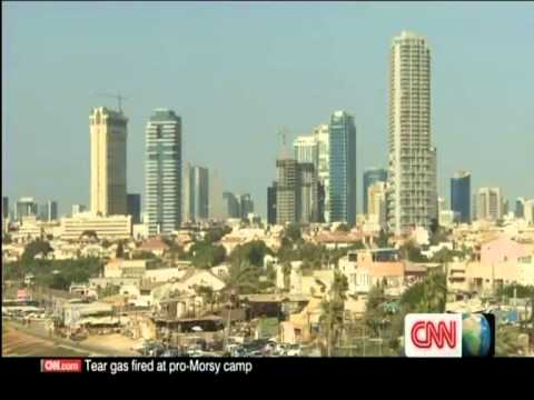'Israel - Star economic performer' (CNN, 3Aug13)