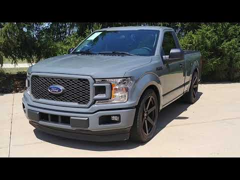 2019 Supercharged Ford F150 Reg Cab 5.0! 650hp