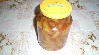 Варенье из персиков.Jam of peaches