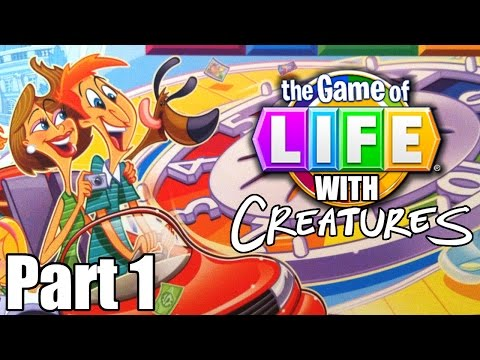 STUDYING FOR FINALS - Game of Life w/ The Creatures Pt1