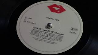 Velvet Universe - Music for Spacemen/Sunset Alpha/Watching the Sea