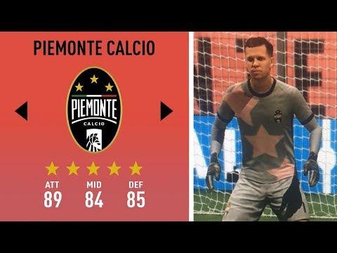 FIFA 20 НОВОСТИ: ФОРМА И ЭМБЛЕМА PIEMONTE CALCIO – СТРАШНЫЙ СОН ФАНАТОВ ЮВЕНТУСА
