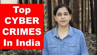 Top CYBER CRIMES in India