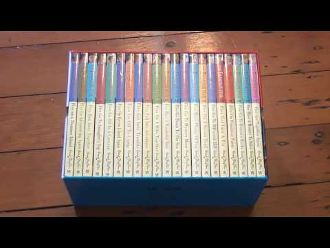 The Famous Five - Complete 21 Book Collection Box Set REVIEW