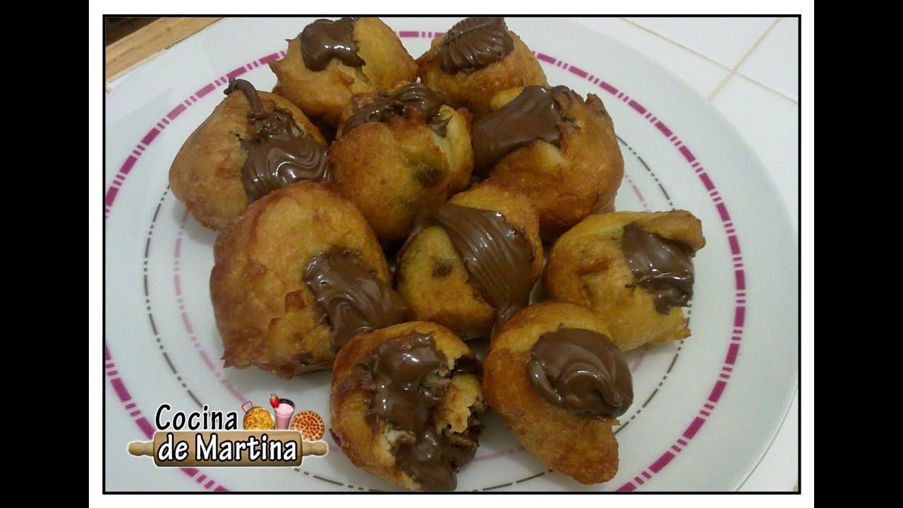 Bu uelos de nutella recetas de cocina cocina de for Cocina de martina