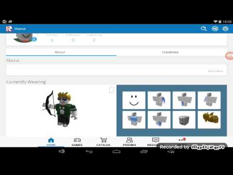 How to get free avatar clothing/items on Roblox - YouTube