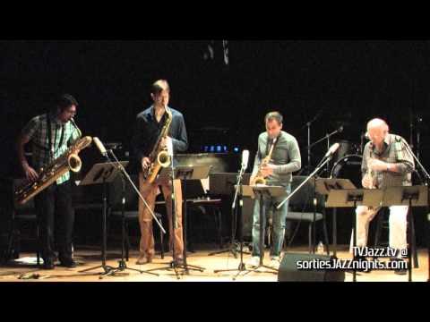 Sax au Max : Dave Liebman David Binney Donny McCaslin Samuel Blais - TVJazz.tv Mp3