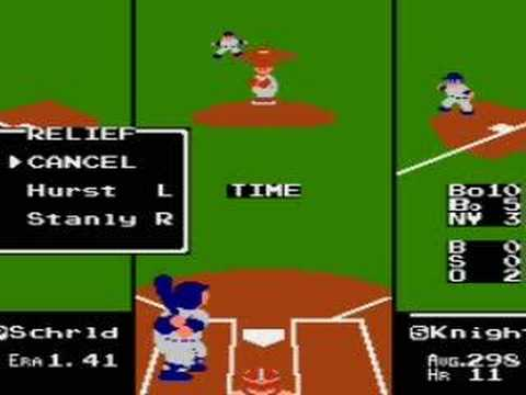 Image result for nes rbi baseball