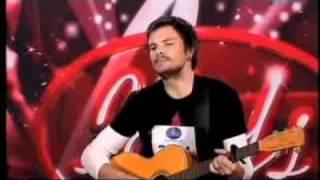 Elvis Blue - SA Idols Audition 2010