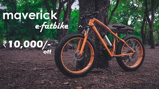 Maverick Electric Fat Bike Of India By Toroid Technologies   Everything You Need To Know   InfoTalk