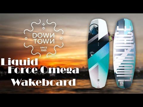 Liquid Force Omega Wakeboard - DownTown.nl