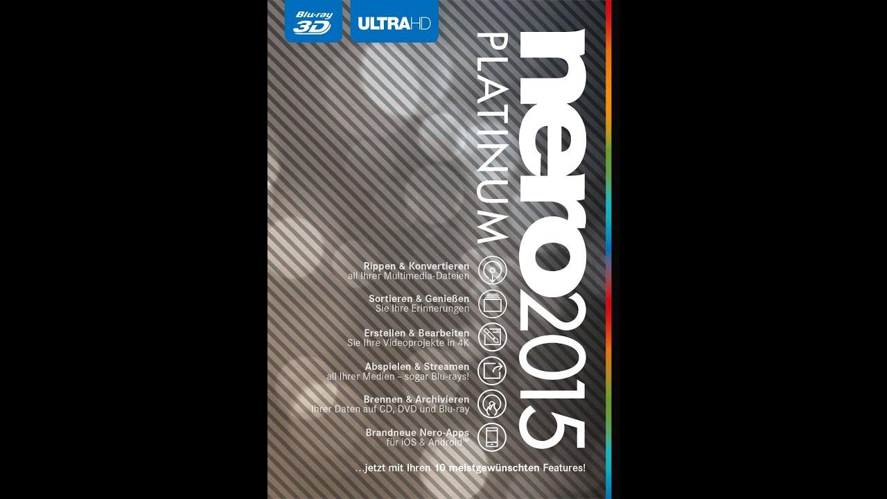 nero 15 serial key free download