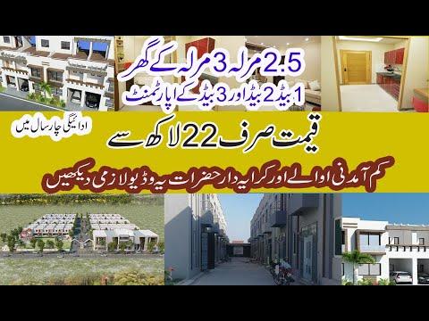 Green Land House Raiwind Road Lahore 3 Marla House  Urdu Hindi