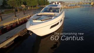 Cruisers Yachts 60 Cantius Teaser