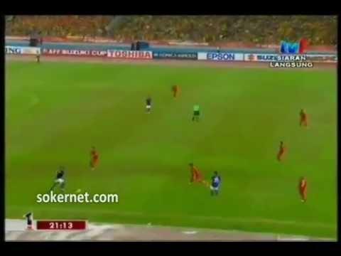 Malaysia 2-0 Indonesia AFF Suzuki Cup 2012