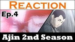 Ajin 2nd Season Ep.4 Reaction/Review