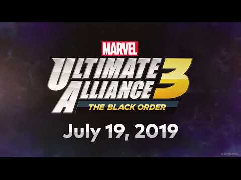 Marvel Ultimate Alliance 3 - Video