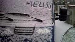 neige a varilhes le 18 décembre