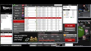 Турнир на титан покер 10К, 4 место и 680$ призовых