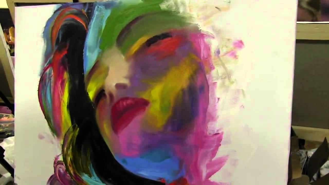 Igor Sakharov artist , video tutorial painting drawing ...