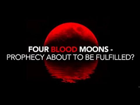 Blood Moons In Bible Prophecy Incredible Year Ahead In 2015! Part 1