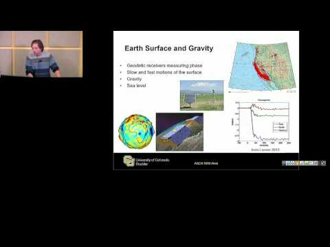 ASEN 5090 Introduction to Global Navigation Satellite Systems - Sample Lecture