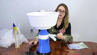 Сепаратор Мотор Сич СЦМ-100-19 обзор