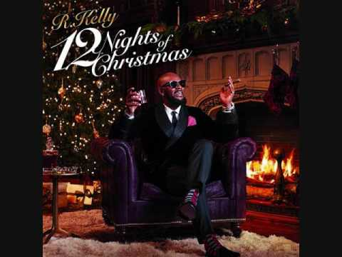 Rkelly  Im sending you my love for Christmas 12 Nights of Christmas