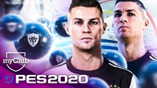 CAN I PACK RONALDO ON PES?? PES MYCLUB PACK OPENING