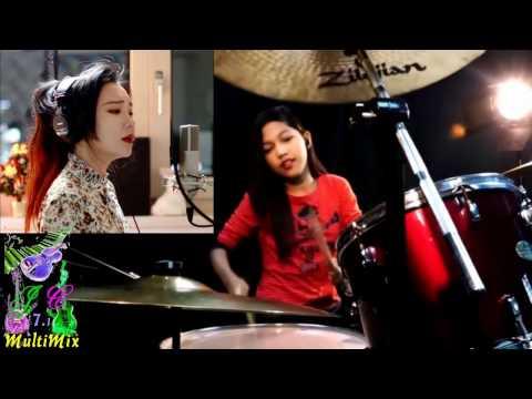 "Kygo & Selena Gomez ""It Ain't Me"" by J.Fla & Nur Amira Syahira"