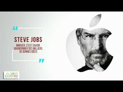 Citations Steve Jobs L Innovation Youtube