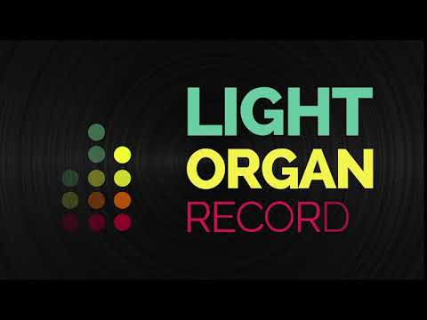 Light Organ Records Motion Graphic