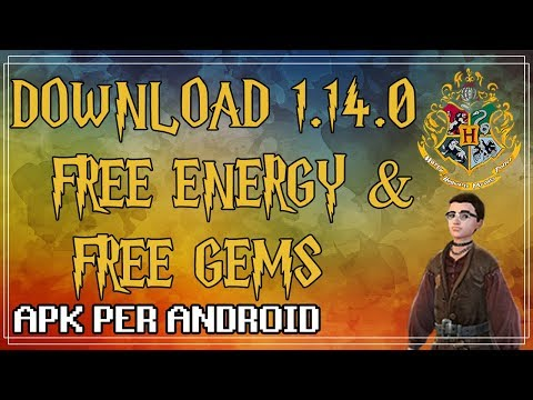 Harry potter hogwarts mystery mod apk unlimited gems and energy 1 14