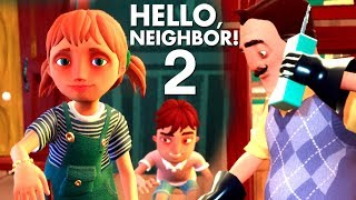 HELLO NEIGHBOR 2 este AICI !