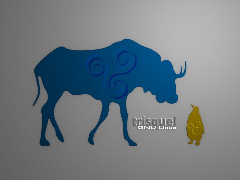 Trisquel GNU/Linux 7.0 Review 1080p - Fully Free(FSF guaranteed) Linux Ubuntu-based Distro