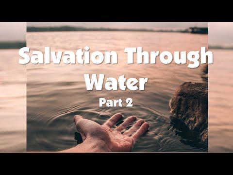 The Flood (Genesis 7:1-9-17)