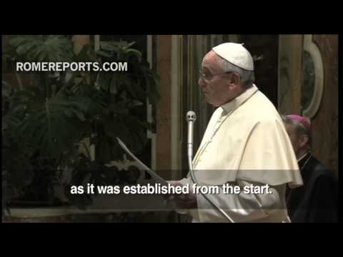 Pope asks Notre Dame university to become uncompromising witness on Catholic identity