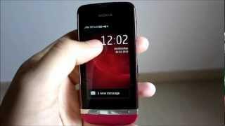 Nokia Asha 311 - Software Hands On